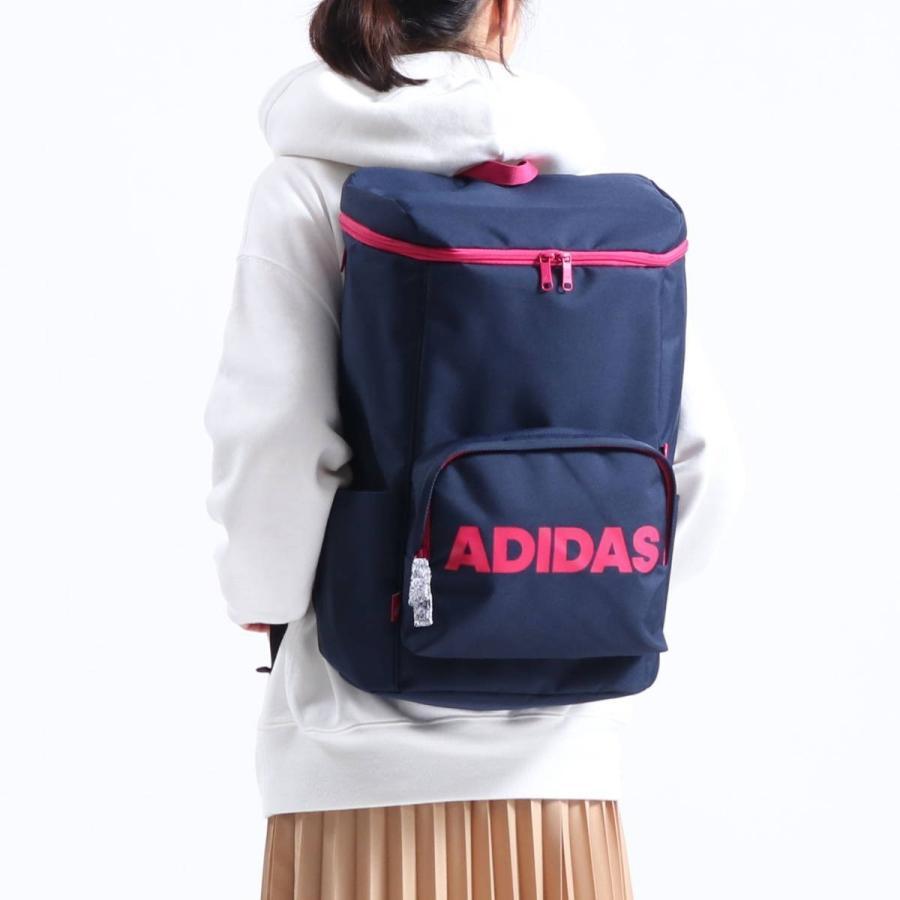 セール アディダス リュック adidas スクエア リュックサック 通学 通学用 通学リュック B4 A4 31L 大容量 軽量 男子 女子 中学 高校 57597|galleria-store|08