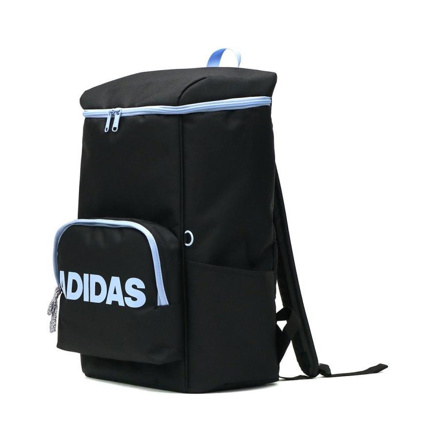セール アディダス リュック adidas スクエア リュックサック 通学 通学用 通学リュック B4 A4 31L 大容量 軽量 男子 女子 中学 高校 57597|galleria-store|10