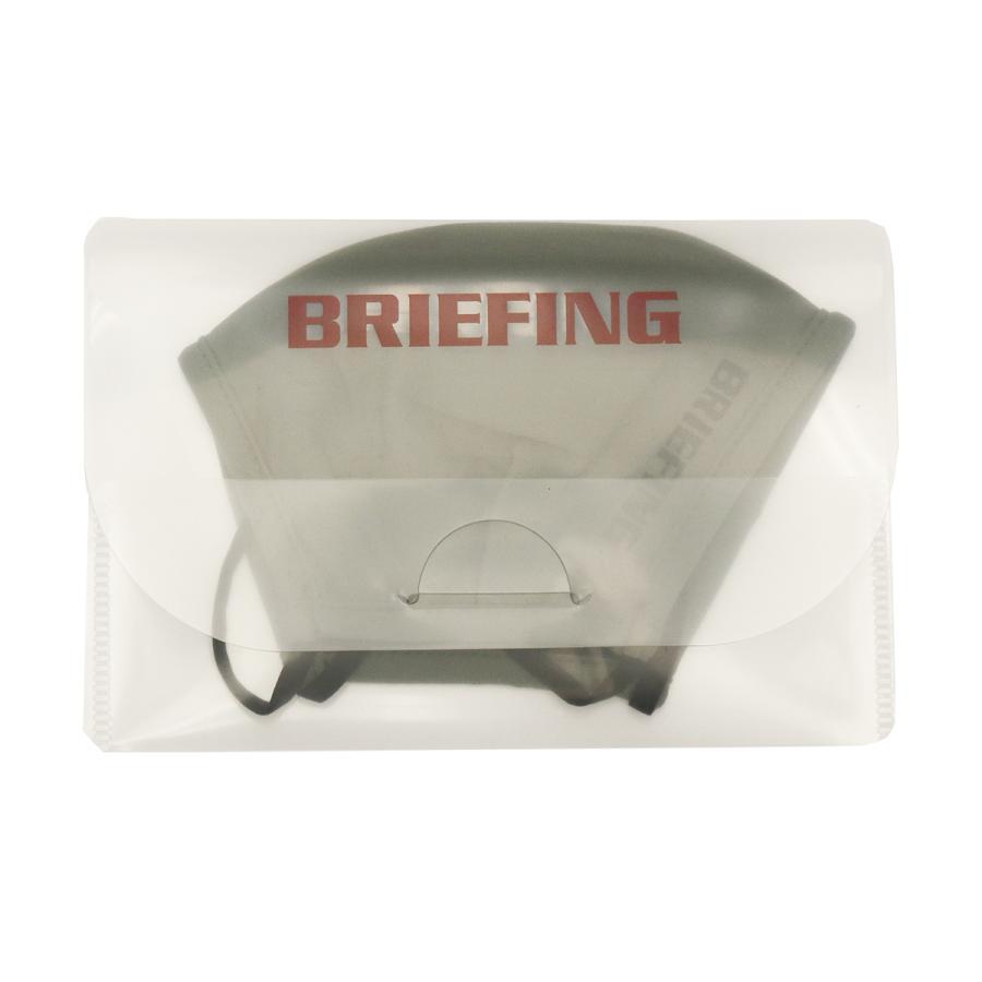 【メール便】日本正規品 ブリーフィング ゴルフ マスク BRIEFING GOLF 洗える 布マスク 3D WASHABLE CLEANSE MASK-2 抗菌 防臭 メンズ BRG211F55|galleria-store|09