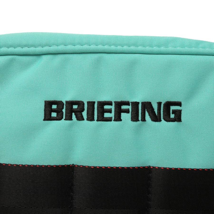 9/24迄★最大20%獲得 日本正規品 ブリーフィング ゴルフ ヘッドカバー BRIEFING GOLF CRUISE COLLECTION IRON COVER CRUISE アイアン BRG211G60 限定モデル|galleria-store|13