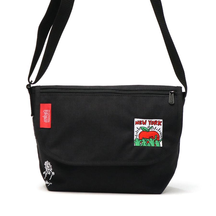 日本正規品 マンハッタンポーテージ ショルダーバッグ Manhattan Portage Casual Messenger Bag JR Keith Haring 斜めがけ MP1605JRKH21 galleria-store 02