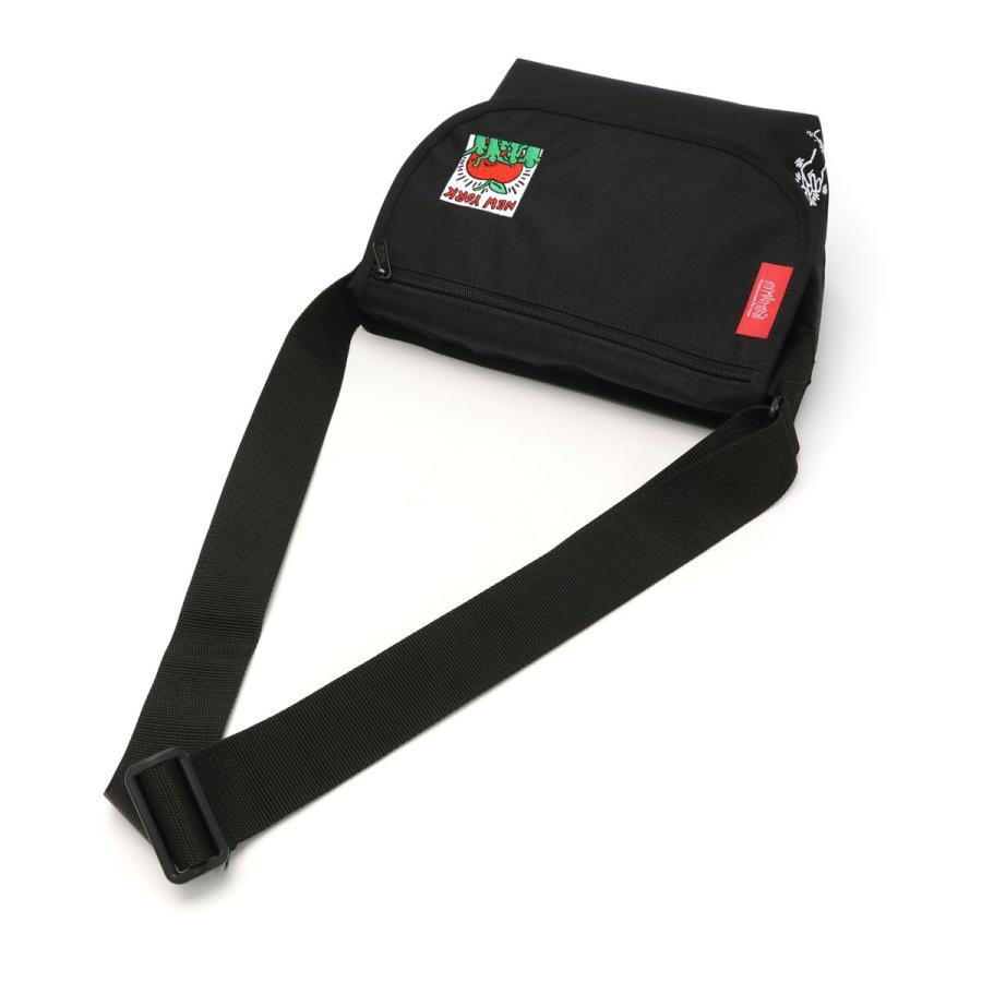 日本正規品 マンハッタンポーテージ ショルダーバッグ Manhattan Portage Casual Messenger Bag JR Keith Haring 斜めがけ MP1605JRKH21 galleria-store 12
