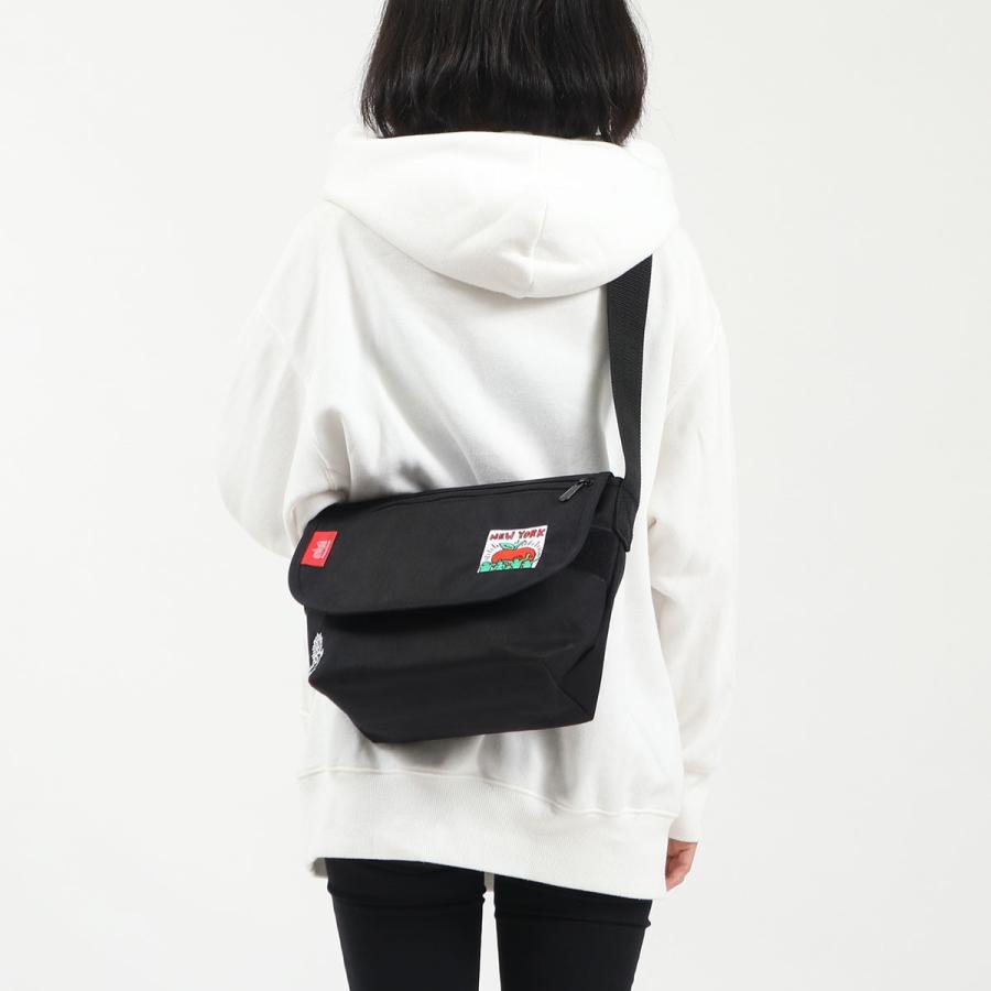 日本正規品 マンハッタンポーテージ ショルダーバッグ Manhattan Portage Casual Messenger Bag JR Keith Haring 斜めがけ MP1605JRKH21 galleria-store 05
