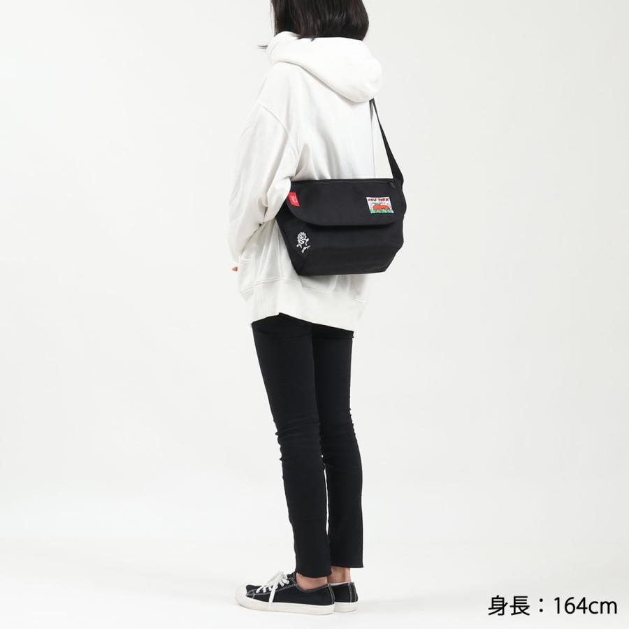 日本正規品 マンハッタンポーテージ ショルダーバッグ Manhattan Portage Casual Messenger Bag JR Keith Haring 斜めがけ MP1605JRKH21 galleria-store 06