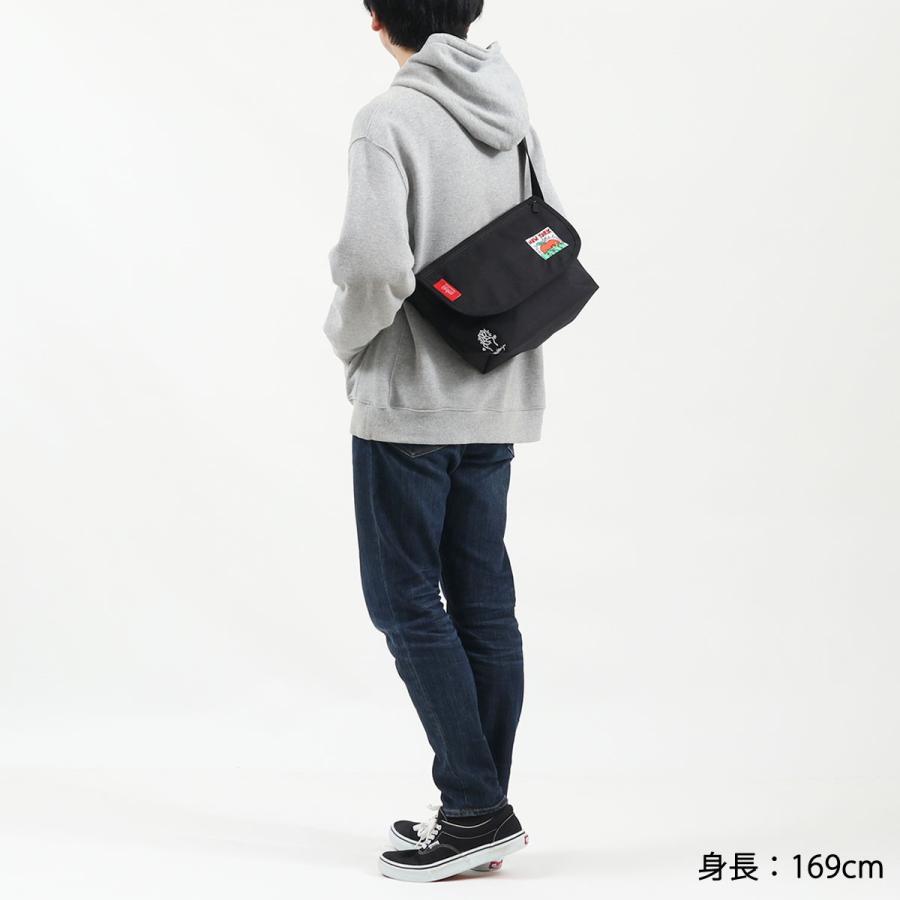 日本正規品 マンハッタンポーテージ ショルダーバッグ Manhattan Portage Casual Messenger Bag JR Keith Haring 斜めがけ MP1605JRKH21 galleria-store 08