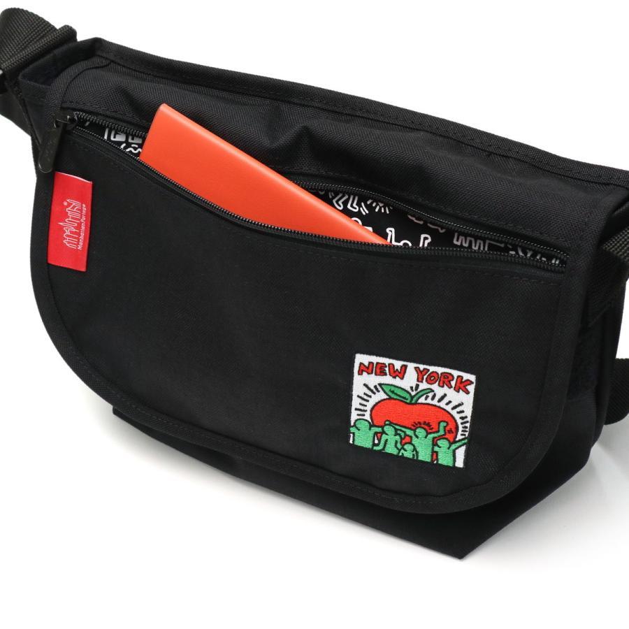 日本正規品 マンハッタンポーテージ ショルダーバッグ Manhattan Portage Casual Messenger Bag JR Keith Haring 斜めがけ MP1605JRKH21 galleria-store 10