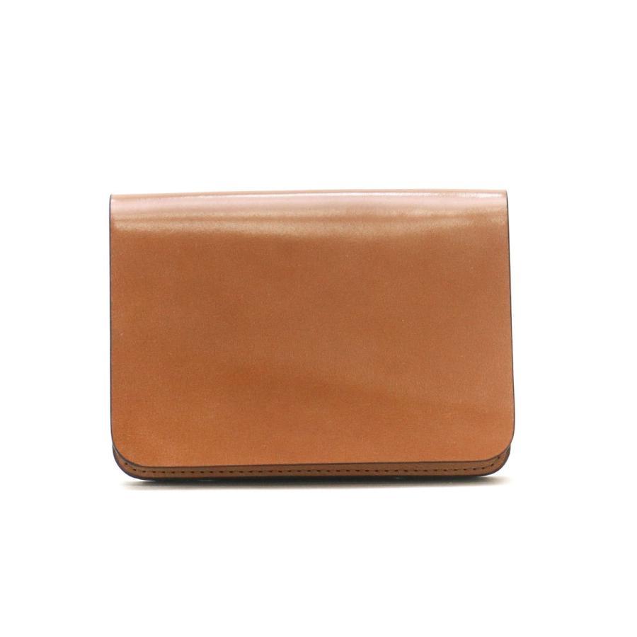 9/19限定★最大35%獲得 ブックマークプレゼント スロウ 財布 SLOW cordovan mini wallet ミニ財布 二つ折り財布 かぶせ 本革 日本製 メンズ レディース SO775J|galleria-store|02