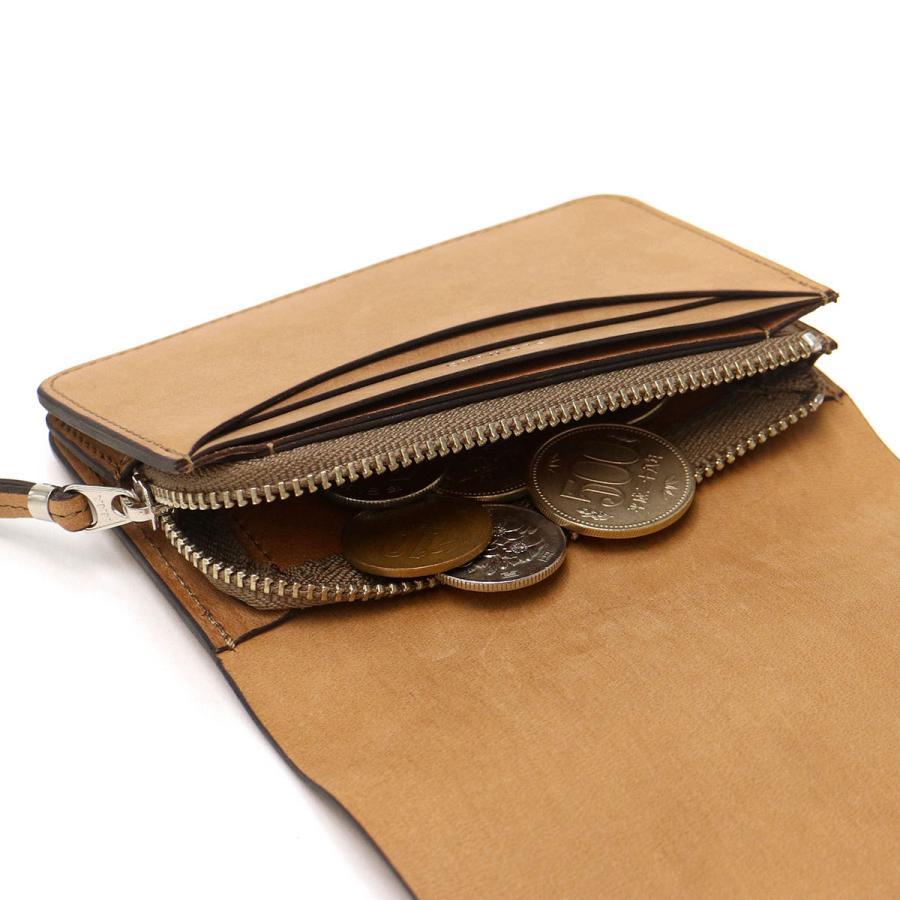 9/19限定★最大35%獲得 ブックマークプレゼント スロウ 財布 SLOW cordovan mini wallet ミニ財布 二つ折り財布 かぶせ 本革 日本製 メンズ レディース SO775J|galleria-store|11