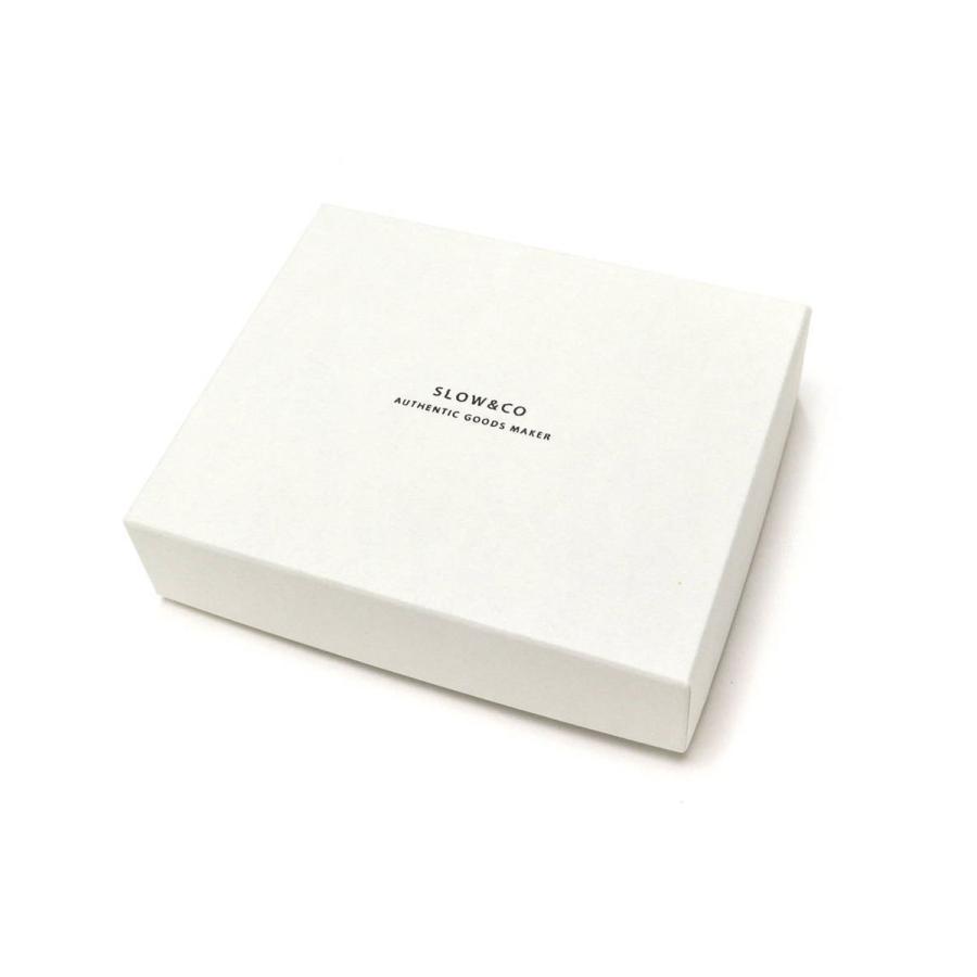 9/19限定★最大35%獲得 ブックマークプレゼント スロウ 財布 SLOW cordovan mini wallet ミニ財布 二つ折り財布 かぶせ 本革 日本製 メンズ レディース SO775J|galleria-store|16