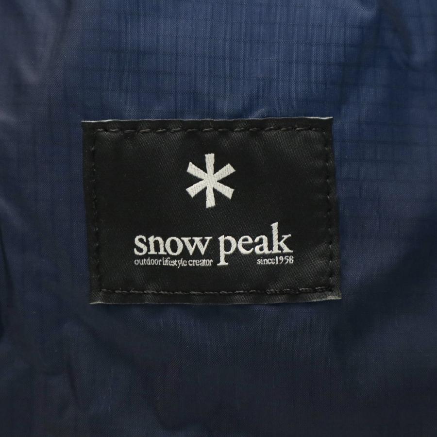 スノーピーク トートバッグ snow peak バッグ ポケッタブル トートバッグ Type01 トート パッカブル B4 17L メンズ レディース UG-62400 galleria-store 17
