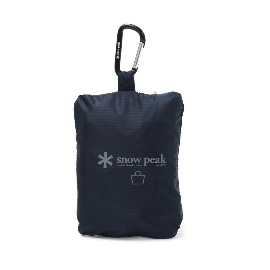 スノーピーク トートバッグ snow peak バッグ ポケッタブル トートバッグ Type01 トート パッカブル B4 17L メンズ レディース UG-62400 galleria-store 19