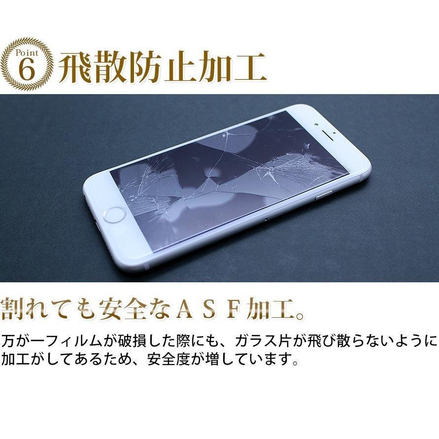 ガラスフィルム 保護フィルム 強化ガラス iPhone 12 12pro 12mini 12promax se2 8 7 11proMax XsMax 8plus アンチグレア グレア ブルーライトカット|galleries|07