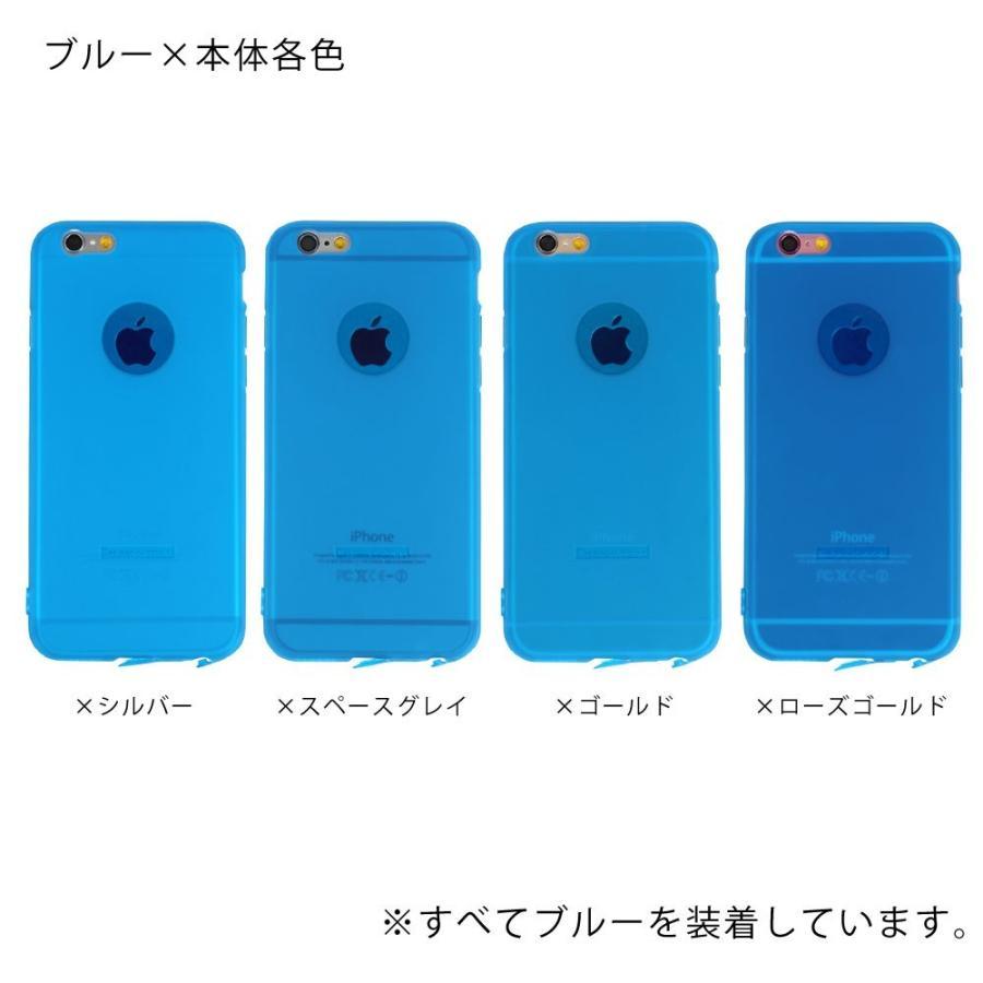 スマホケース シリコン 耐衝撃 iPhone6s ケース カバー クリア アウトレット iPhone6 アイフォン シックス シックスエス 衝撃吸収 TPUケース さらさら|galleries|05