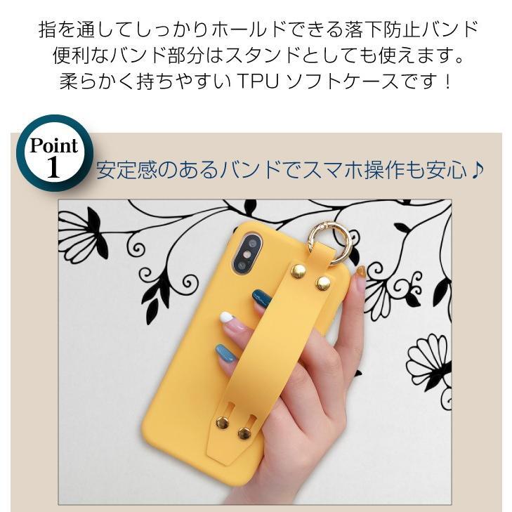iphone se se2 11 11pro 11promax ケース 耐衝撃 8 7 シリコン カバー リング ベルト付き スタンド 携帯ケース スマホケース アイフォン バンド バンカーリング|galleries|02