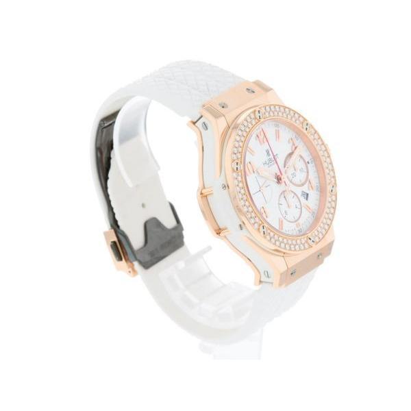 buy online 994c4 642c1 ウブロ ビッグバン ポルトチェルボ ベゼルダイヤモンド K18PG ...