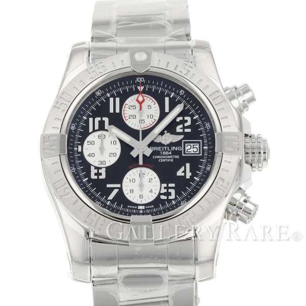 新しい到着 ブライトリング アベンジャー2 クロノグラフ 腕時計 A1338111 BREITLING BREITLING 腕時計 Avenger ブライトリング 黒文字盤, まさかのための防災百貨店:89e9bf6a --- airmodconsu.dominiotemporario.com