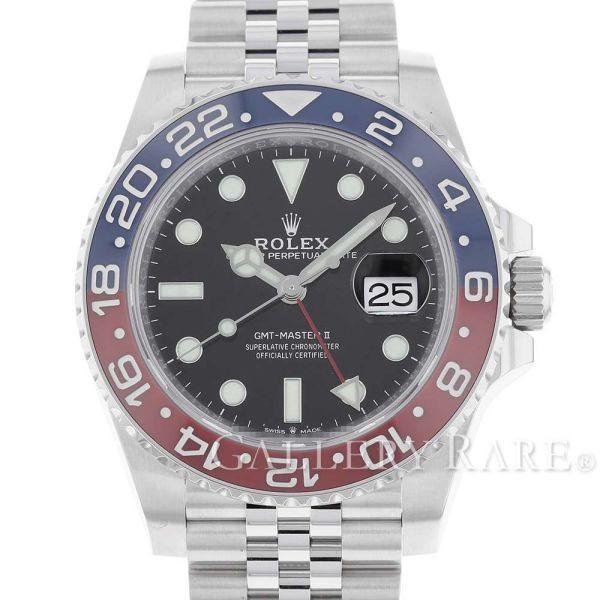 【新発売】 ロレックス GMTマスター2 デイト ランダムシリアル ROLEX ルーレット 腕時計 126710BLRO ルーレット ROLEX 腕時計, イシコシマチ:59f8fed3 --- airmodconsu.dominiotemporario.com