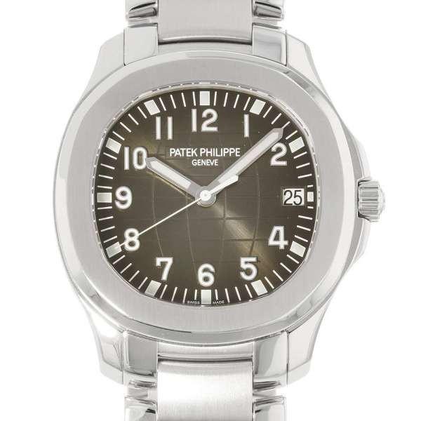 古典 パテックフィリップ アクアノート エクストララージ 5167/1A-001 PATEK PHILIPPE 腕時計 安心保証, フジスポ f0801aca
