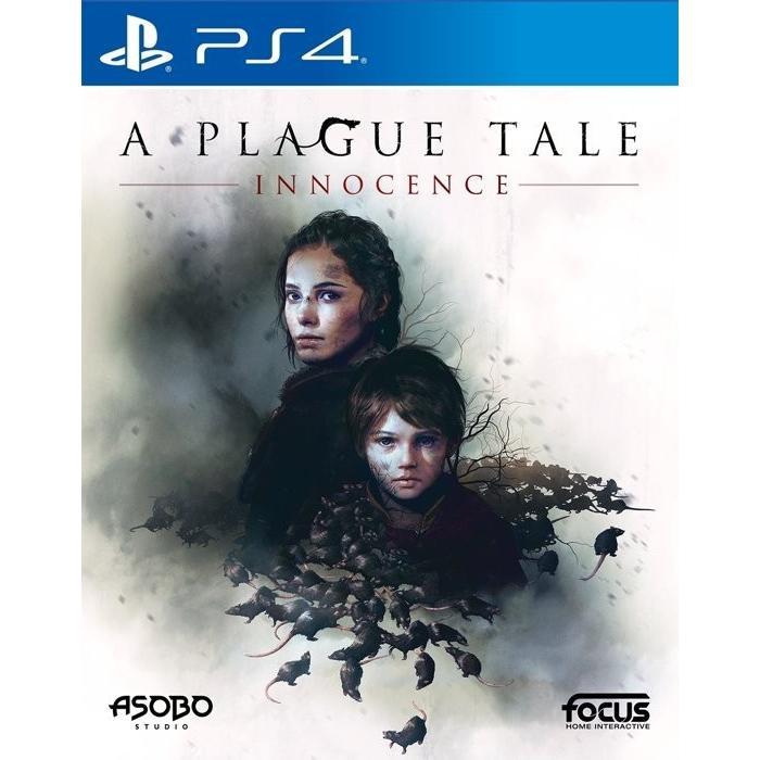 A Plague Tale: Innocence (輸入版) - PS4