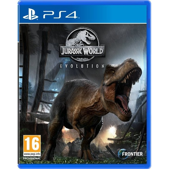 Jurassic World Evolution (輸入版) - PS4