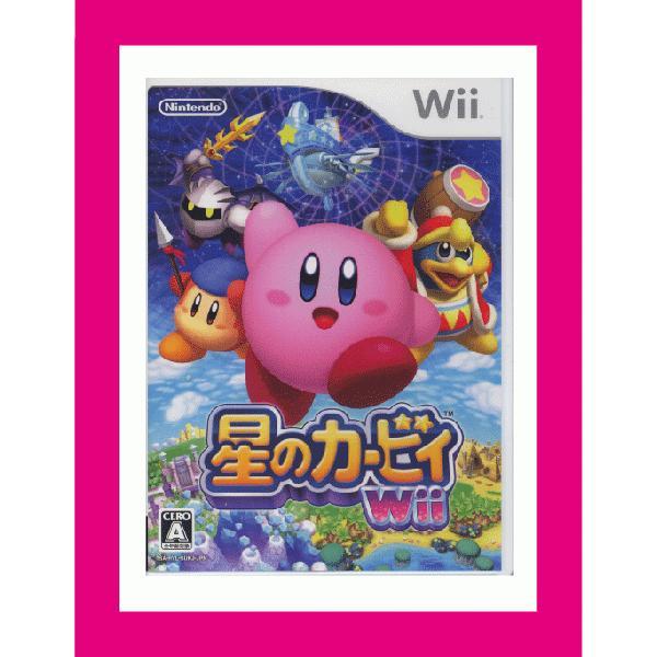 【新品】(税込価格) Wii 星のカービィWii