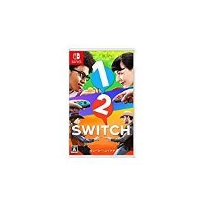 【ネコポス便送料無料】新品 任天堂 1-2-Switch【Switch】 HACPAACCA|gameuga