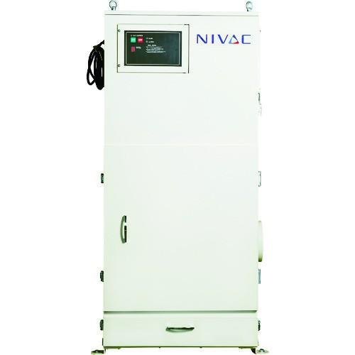 NIVAC パルスジェット式集じん機 NJS−370PN 60HZ NJS-370PN-60HZ 1台【別途運賃必要なためご連絡いたします。】