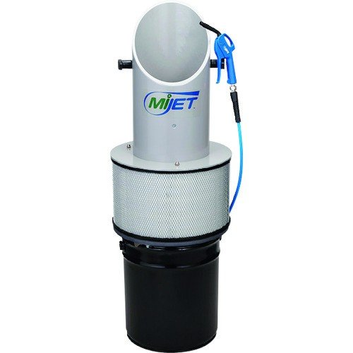 【送料無料】TOSMAC 集塵エアークリーナー200サイズ 14-8FL-545 1台【北海道・沖縄送料別途】
