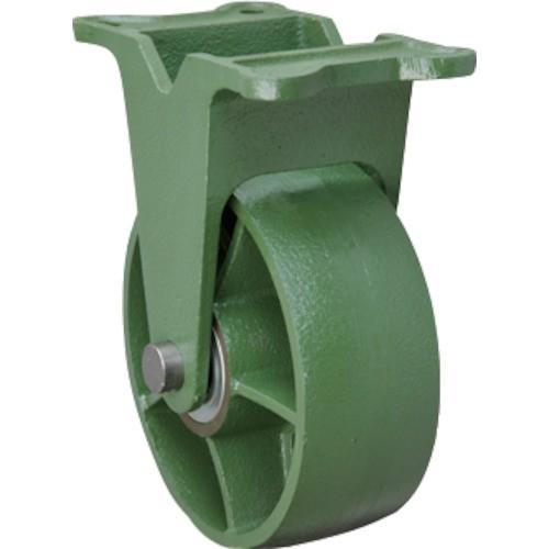 東北車輛製造所 幅広型固定金具付鉄車輪 150X75TKFB 1個【別途運賃必要なためご連絡いたします。】