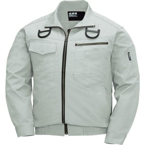 【売切れ】ジーベック 空調服 綿薄手現場服ヘリンボンフルハーネス仕様空調服XE98102−39−L XE98102-39-L 1着
