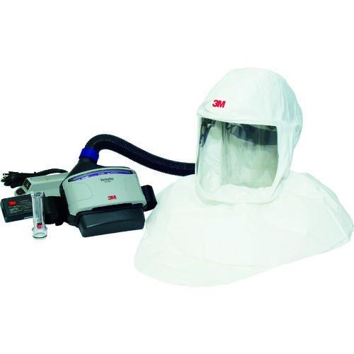 【送料無料】3M バーサフロー 電動ファン付き呼吸用保護具 JTRS-657JPLUS 1箱【北海道・沖縄送料別途】