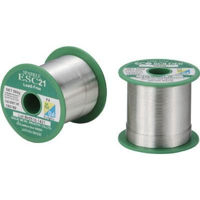 千住金属 エコソルダー ESC21 F3 M705 1.0ミリ 1kg巻 ESC21 1巻【297-3243】