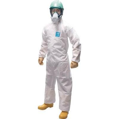 (株)重松製作所 シゲマツ 使い捨て化学防護服(10着入り) L MG1500-L 1袋(10着入)【325-6120】
