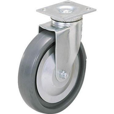 【送料無料】LAMP 重量用キャスター径203自在SE(200ー012ー452) SUGT-408-PSE 1個【北海道・沖縄送料別途】