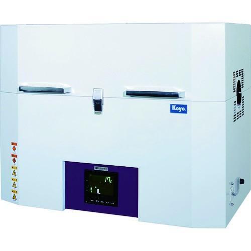 光洋 小型チューブ炉 1100℃シリーズ 1ゾーン制御タイプ プログラマ仕様 KTF035N1 1台【代引不可】【別途運賃ご連絡いたします。】