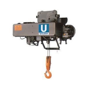 【送込】三菱電機 ホイストウルトラタイプU2シリーズ(普通電動横行形) U2-2.8-HMH3 1台【代引不可・メー直】【北海道・沖縄送別】
