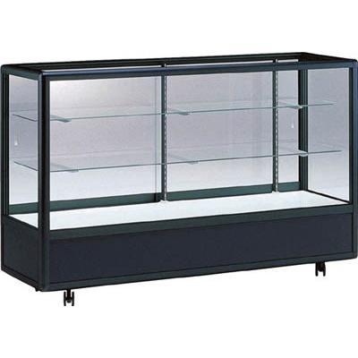 【売切れ】 ナルコ岩井 ゼガロ 平ケース(1800×600×950)ブラック 1台【代引不可】【別途運賃必要なためご連絡いたします。】