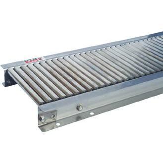 セントラル ステンレスローラコンベヤ MRU1906型 100W×20P 1台【代引不可・メー直】【別途運賃必要なためご連絡いたします。】