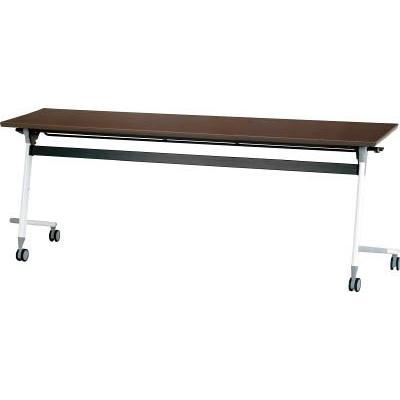 アイリスチトセ フライングテーブル 1800×600×700 アルビナウッド アルビナウッド CFVA40-AW 1台【代引不可】【別途運賃必要】