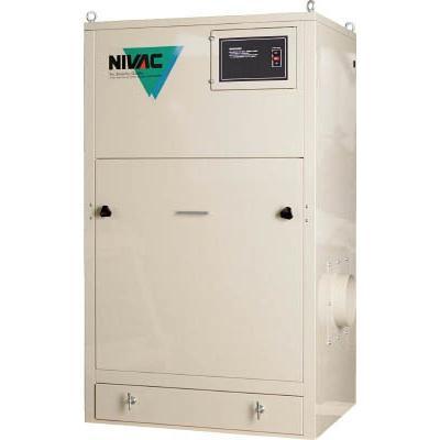 【廃番】NIVAC 手動ちり落とし式 NBC−75 50HZ NBC-75N-50HZ 1台【代引不可】【別途運賃必要なためご連絡いたします。】