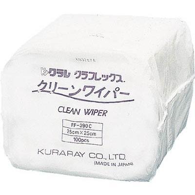 クラレリビング(株) クラレ クラクリーンワイパー25cm×25cm100枚×30袋/Cs(箱)3000枚 FF-390C 1CS(3000枚入)