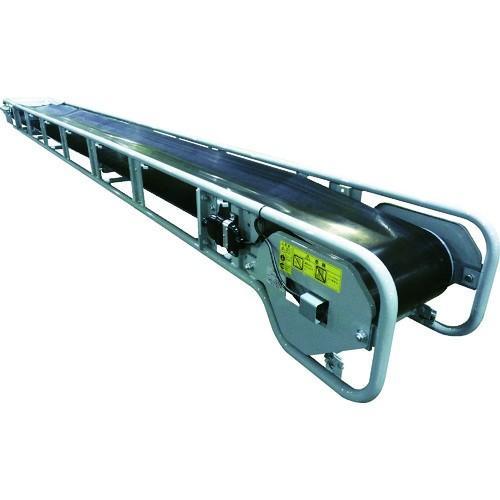 光洋機械産業(株) KYC バラ物用コンベヤ機長4m 2点キャリア式 KMVA35-4 1台【代引不可商品】【別途運賃必要なためご連絡いたします。】