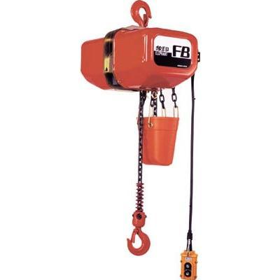 【送料無料】象印 FB型電気チェーンブロック0.5t(2速型) F6-00560 1台【代引不可・メーカー直送】【北海道・沖縄送料別途】