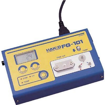 白光 ハッコーFG−101 100V 2極接地P 校正証明書付 FG101-02 1個【代引不可・メー直】【別途運賃必要なためご連絡いたします。】
