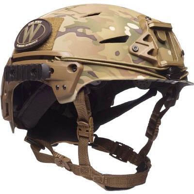 【送込】TEAMWENDY Exfil カーボンヘルメット Zorbiumフォームライナ 71-Z42S-B31 1個【代引不可】【北海道・沖縄送別】