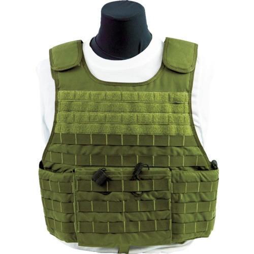 【送込】US Armor 防弾ベスト MSTV500(6000) ODグリーン M F500777RSODGM 1着【北海道·沖縄送別】