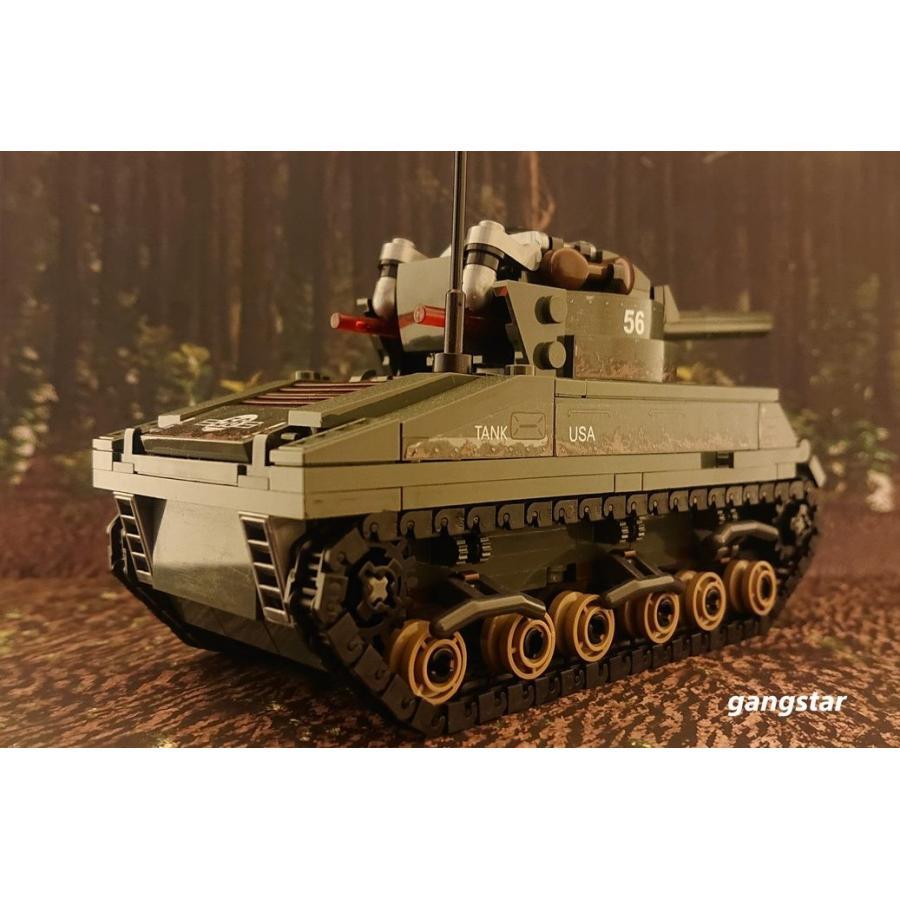 戦車 m4