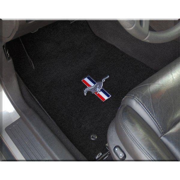 LLOYD(ロイド) フロア マット 4pc セット for フォード マスタング|garage-daiban|02