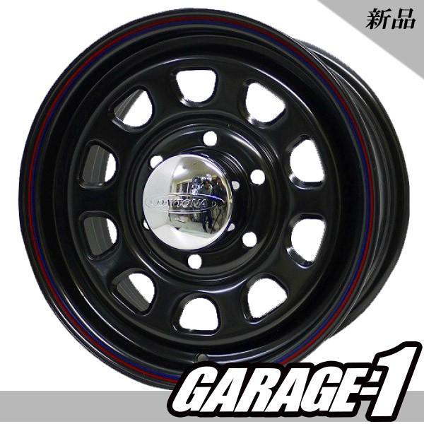 大人気商品 再入荷 165/65R14 新品 14インチ タイヤホイール4本セット Daytona 14-5.0J +42 4/100 ブラック  ホワイトレター|garage1-shop|02