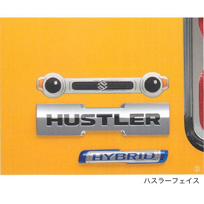 SUZUKI スズキ 純正 アクセサリー パーツ HUSTLER ハスラー デコステッカー 9923A-59S40 9923A-59S50 9923A-59S60 9923A-59S70 9923A-59S80 MR52S MR92S|garageidea|03